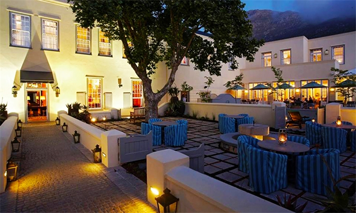 Cape Town: 1 or 2-Night Anytime Stay for Two Including Breakfast at Hout Bay Manor