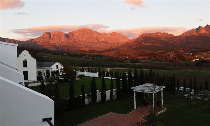 Western Cape Winelands: 1-Night Anytime Stay for Two at Val Du Charron