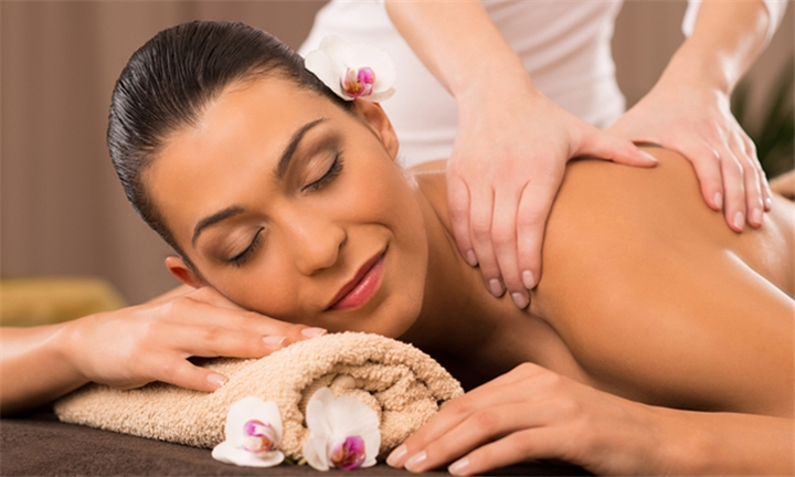 Back, Neck and Shoulder Massage with Optional Treatments at The Beauty Den