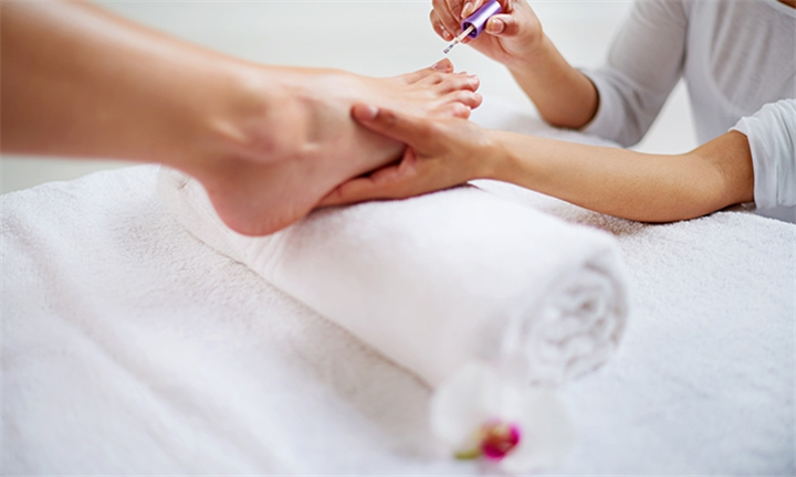 Crazy Polish Pamper Package for One or Two at Executive Nail & Beauty Salon