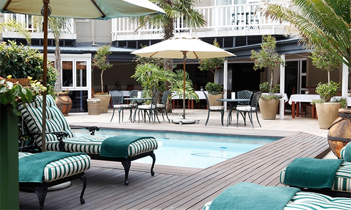 Garden Route: 1 or 2-Night Weekend Stay for Two Including Breakfast at Cinnamon Boutique Guest House