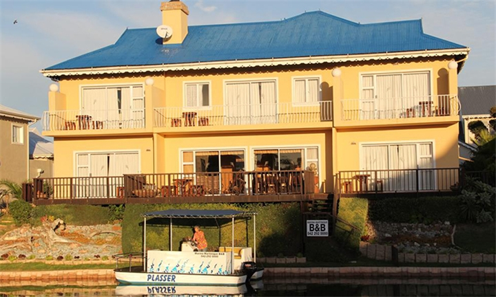 Jeffreys Bay: 2-Night Self-Catering Stay for up to Six at Marina Martinique