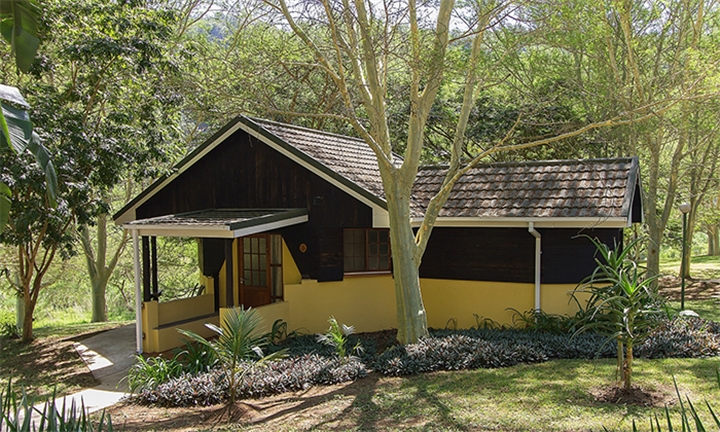KwaZulu-Natal: 1 or 2-Night Self-catering Stay for Two at Wellvale Resort