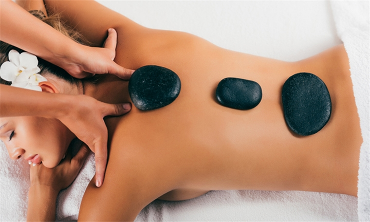 60-Minute Full Body Hot Stone Massage with Facial for One or Two at Mind Body and Soul Day Spa