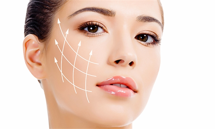 Non-Surgical Face-Lift Sessions with Skin Tightening Facial at Mediskin Laser Clinic