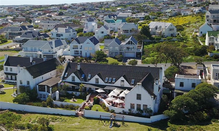 Western Cape: 1 or 2-Night Stay for Two Adults Including Breakfast and Voucher at The Farmhouse Hotel