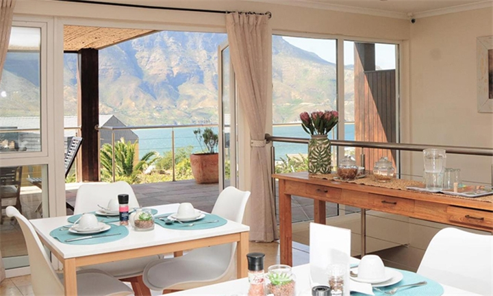Western Cape: 1 or 2-Night Anytime Stay for Two Including Breakfast at Hout Bay Breeze