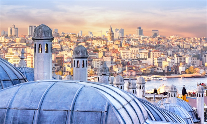 Turkey: 10-Day Easy Turkey Tour Including Breakfast, Transport, Domestic Flight and More