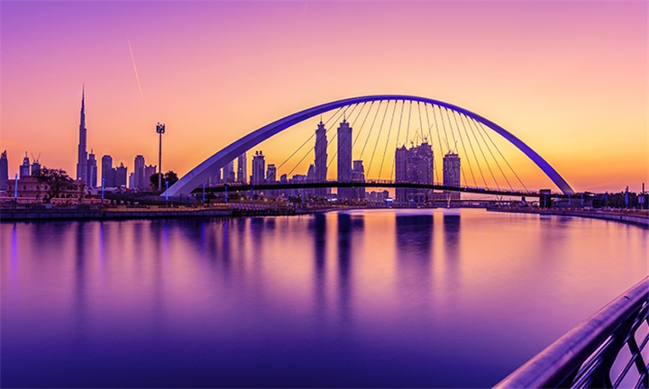 Dubai: 4-Night Stay Including Accommodation, Visa, Flights from JHB and Breakfast