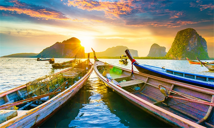 Phuket: 6-Night Stay Including 4-Star Accommodation, Flights from JHB and Breakfast