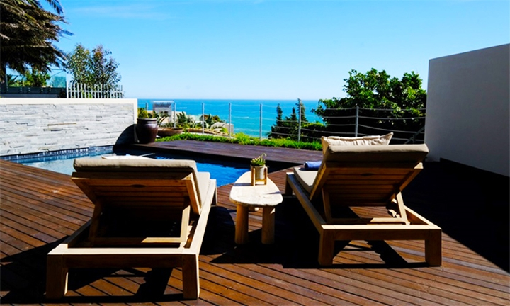 Cape Town: 1 or 2-Night Anytime Stay for Two Including Breakfast at Beta Beach Guest House