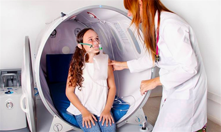 Up to 7 Mild Hyperbaric Oxygenation Sessions at Oxygenate