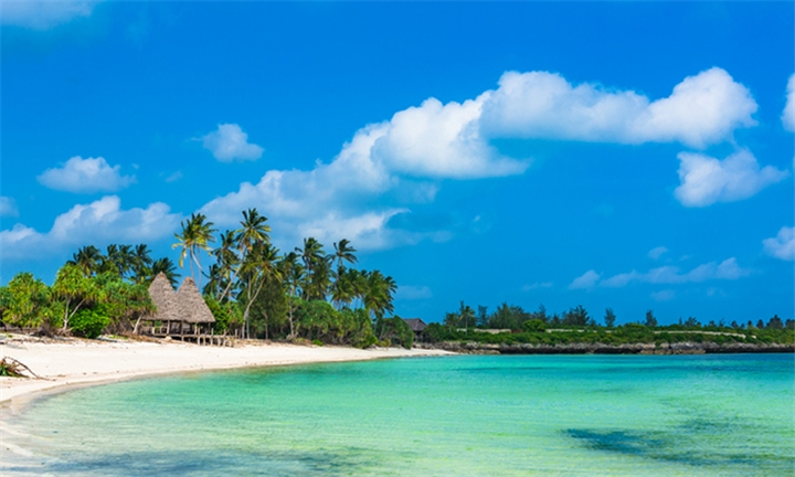 Zanzibar: 7-Day Beach Holiday Package for Two Including Hotel and More