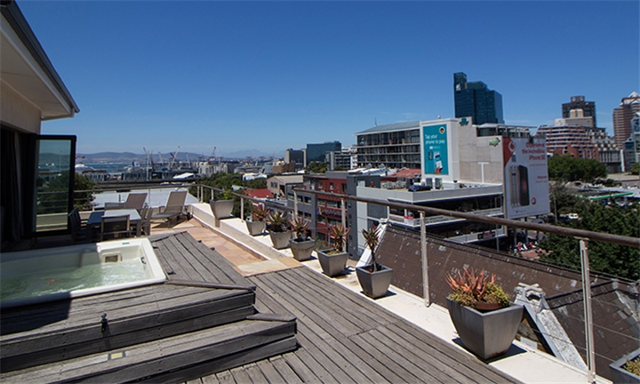Cape Town: 2-Night Self-Catering Stay for Four at De Waterkant Village