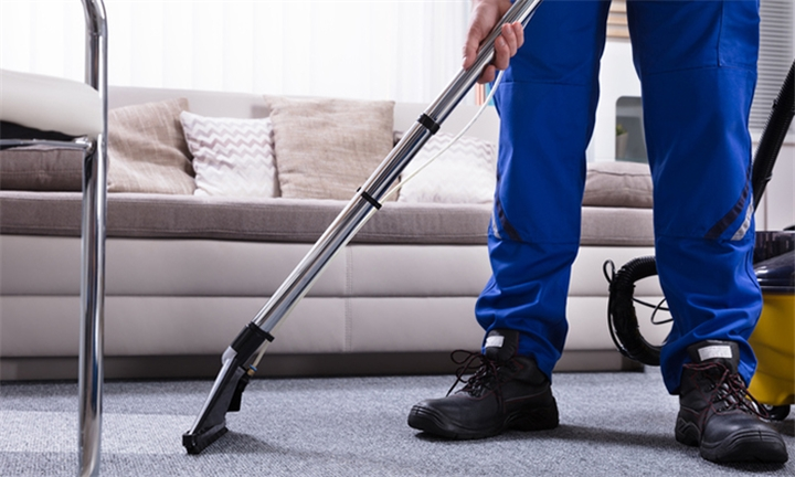 Carpet Cleaning for 2 or 3 Bedrooms with Shernard Power Cleaning Services