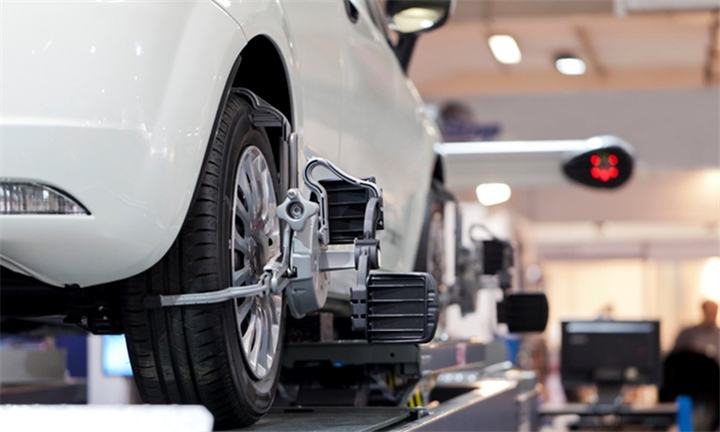Wheel Alignment with Optional Services for One or Two Vehicles at Tyremart Boksburg North