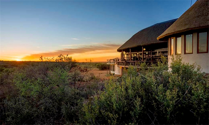 North West: 1 or 2-Night Stay for Two Including Breakfast and Game Drive at Bona Bona Lodge