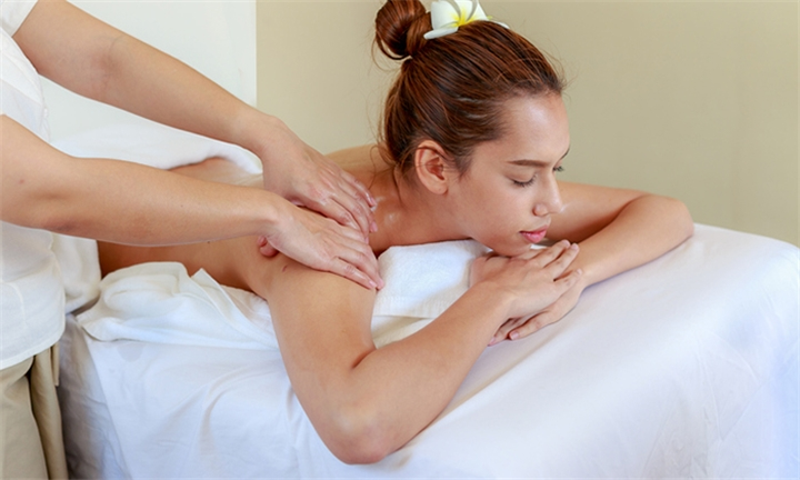 60-Minute Full Body Swedish Massage for One or Two at Bridge Spa