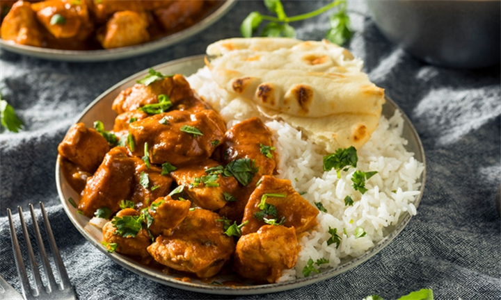 Choice of Main Meal for up to Four at Namak Indian Restaurant