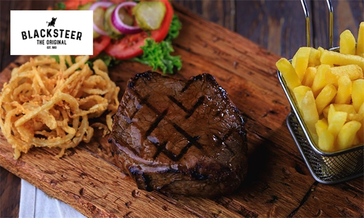 Pay R99 and Get R200 off Your Bill at Blacksteer, Westwood