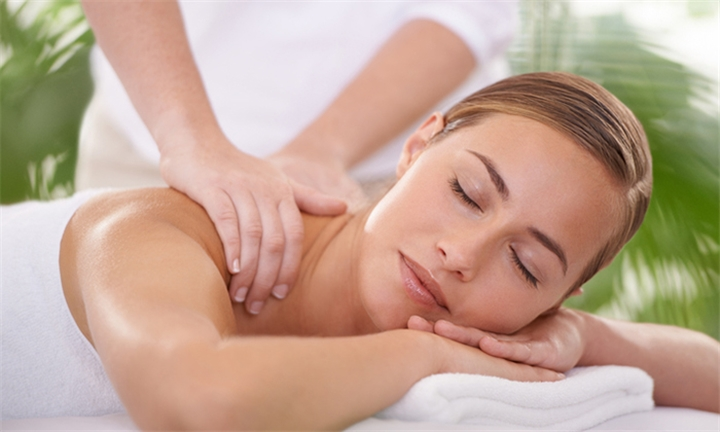 30-Minute Back, Neck and Shoulder Massage at Pure Beauty