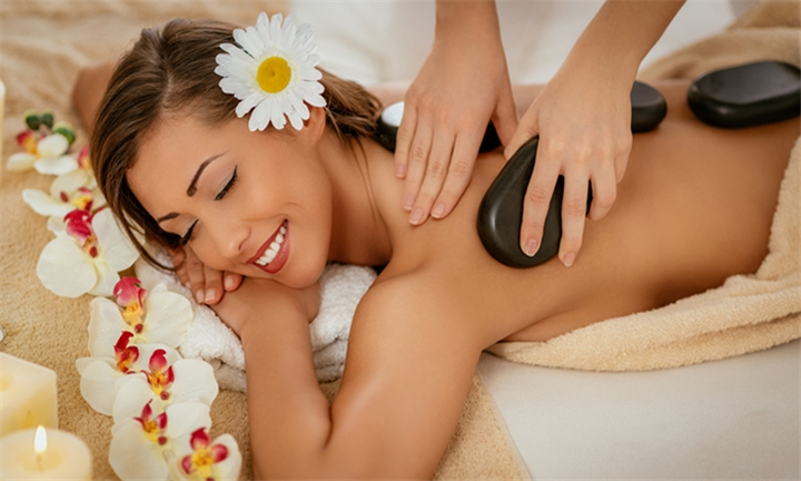 60-Minute Hot Stone Massage for One or Two at Phila Wellness Spa