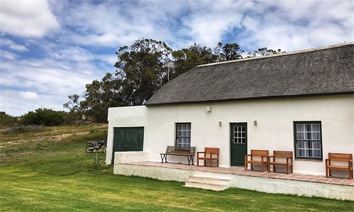Western Cape: 1 or 2-Night Stay for up to Six at Goedvertrou Guest Farm