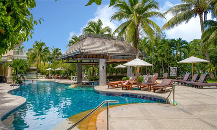 Phuket: 7-Night Stay Including Flights, Breakfast and More at 4-Star Front Village Hotel