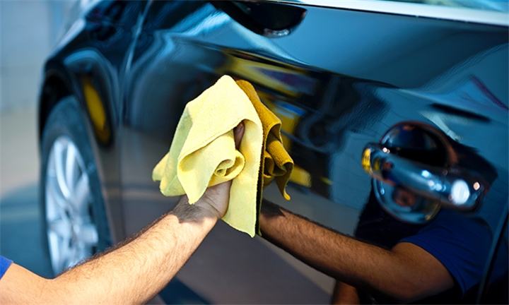 Full Valet for One Vehicle at The Square Car Wash & Valet Centre