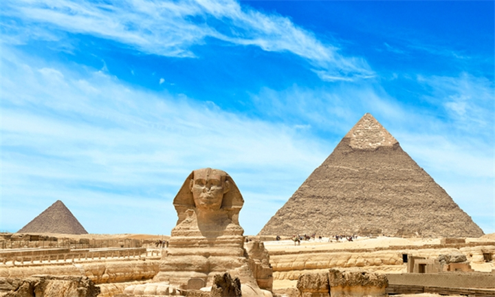 Cairo: 7-Night Stay Including Flights, Breakfast, Taxes, Transfer and more