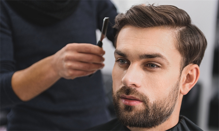 Gents Pamper Package at The Barberian Barber Shop