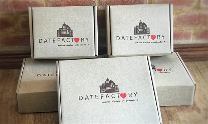 Pay R49 and Get a R100 off any Date in a Box from DateFactory.co.za