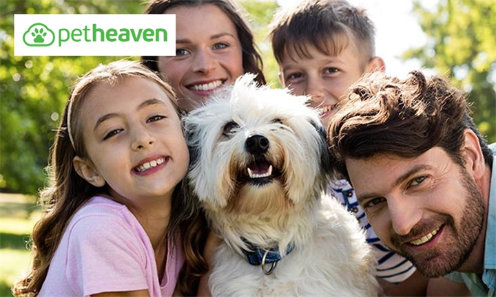 Pay R49 and Get R150 off a Spend of R500 or More at Pet Heaven