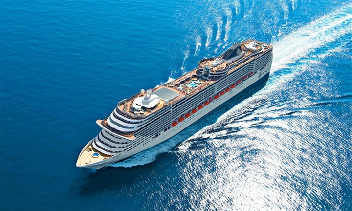 15th October 2019: 11-Day Portugal, Spain, Morocco, Italy and France Luxury Cruise Aboard the MSC Preziosa