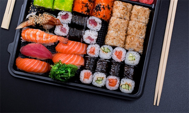 33-Piece Sushi Platter to Share at Tataki Oriental Restaurant, Parkrand