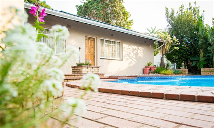 Gauteng: 1 or 2-Night Stay for Two at Sollunaa Guesthouse