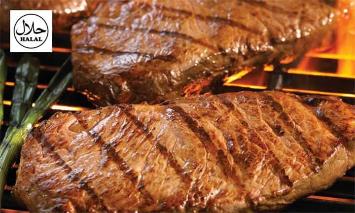 200g Sirloin Steak with Side and Pancake each for Two at Atlantic Express Train Restaurant