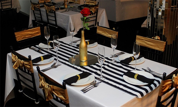 Venue Hire & Event Package for 100 Guests from CA One Table Dining and Events