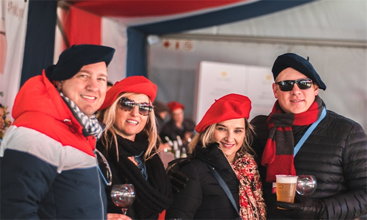 2 x Tickets to the Franschhoek Bastille Festival – Sunday 14th July 2019