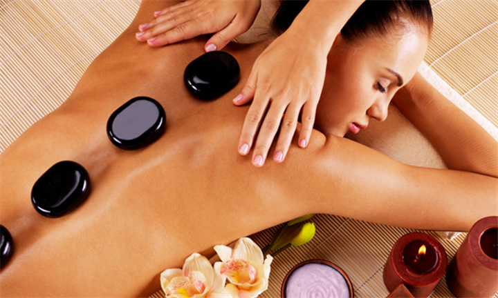 90-Minute Hot Stone Massage at Linksea Beauty and Relaxing Studio