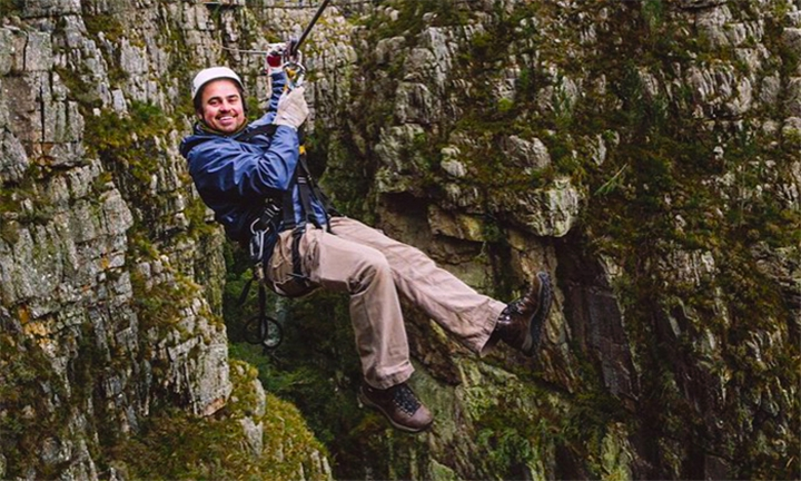 Zip-line Tour Experience with Cape Canopy Tour