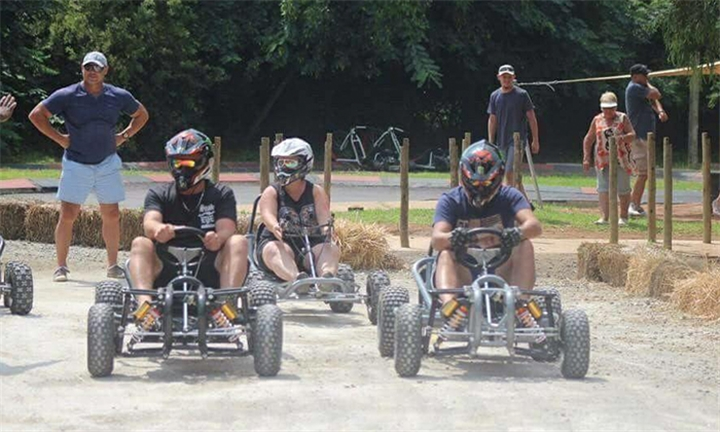 10 Lap Off Road Karting at Adventure Freaks