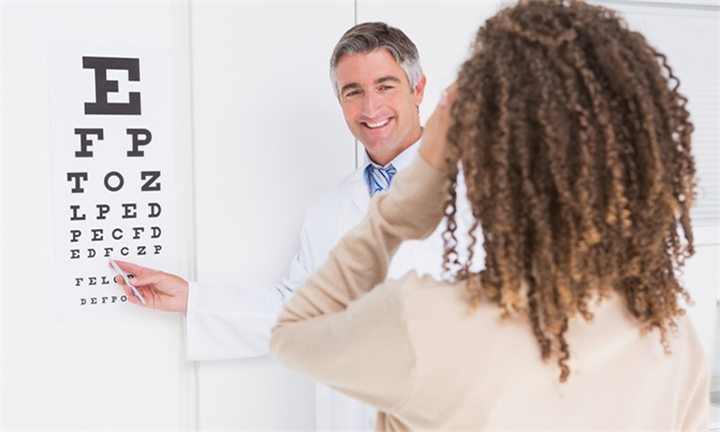 Comprehensive Eye Test Including R150 off choice of Frames or Lens Enhancements from Sameera Hajat Optometry