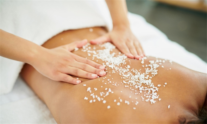 60-Minute Salt or Sugar Scrub and Massage for One or Two at Sugarbush Skin & Beauty