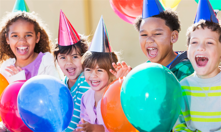 Basic Kids Party Package for up to 30 Kids from Divine Angels Party & Events
