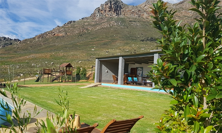 Cape Winelands: 1-Night Weekday Self-Catering Stay for Two at Big Sky Cottages