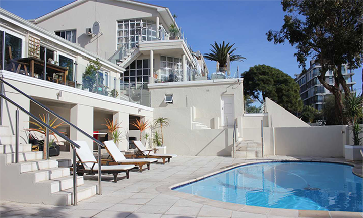 Cape Town: 1 or 2-Night Stay for Two with Breakfast at Grande Kloof Boutique Hotel