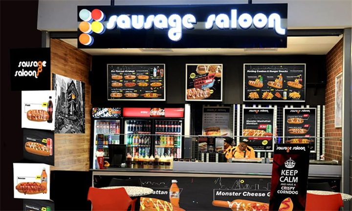Sausage Saloon Combo Meals for up to 10 from Sausage Saloon Sunninghill