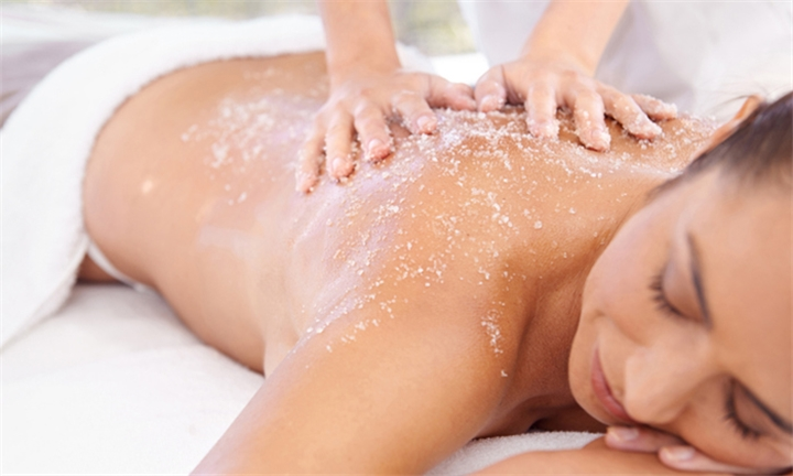 90-Minute Pamper Package for One or Two at Traditional Healthy Therapy