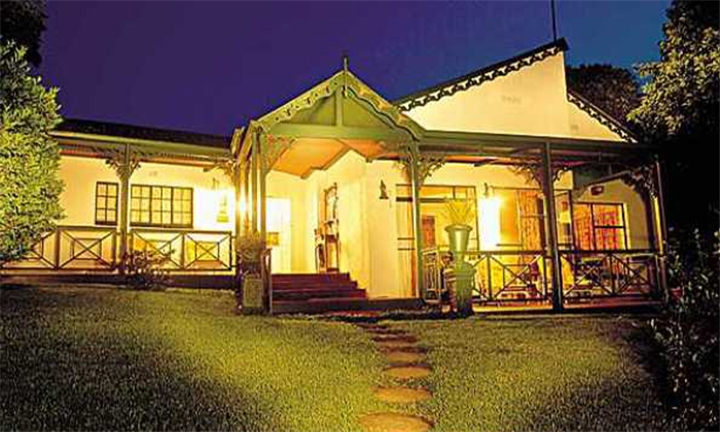 Limpopo: 1 or 2-Night Anytime Stay for Two at Sherwood's Country House